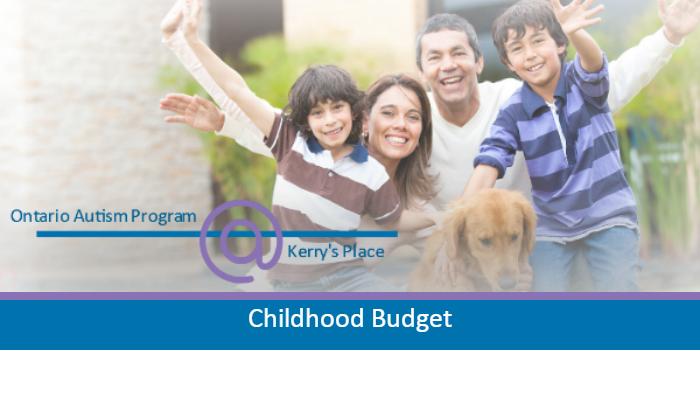 webbanner_childhood-budget-information