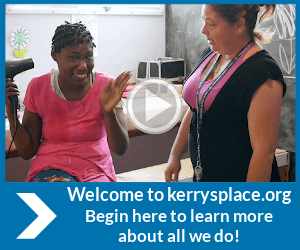 New to Kerry's Place?  Start Here!